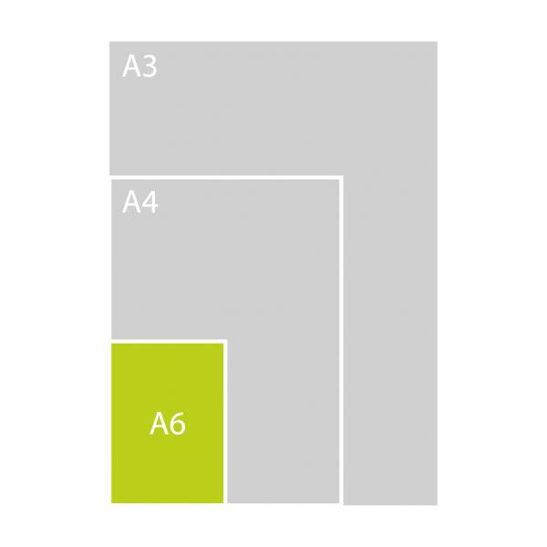 A6 enkel (P)