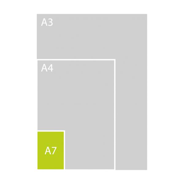 A7 enkel (P)